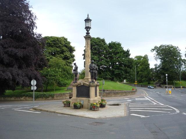 War Memorial, Alnwick