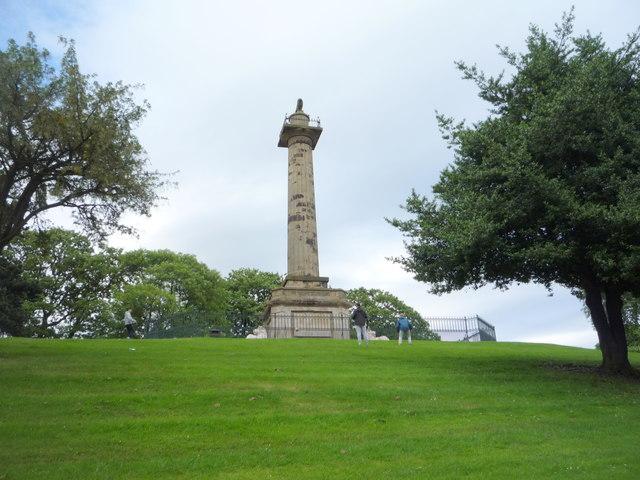 Percy Tenantry Column, Alnwick