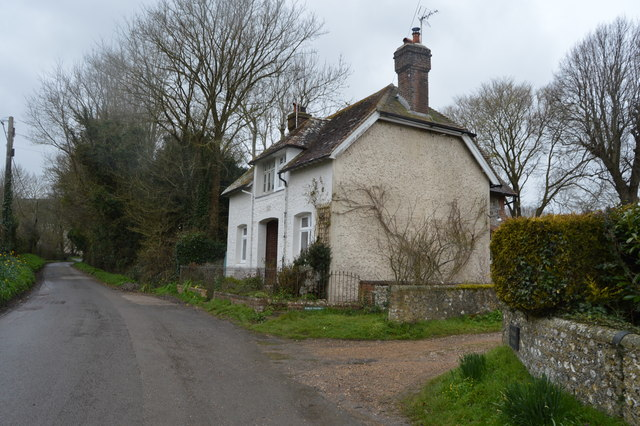 Cottage on the edge of Iford