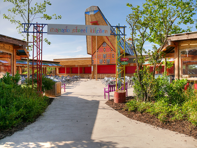 Chester Zoo Restaurant Cost To Build