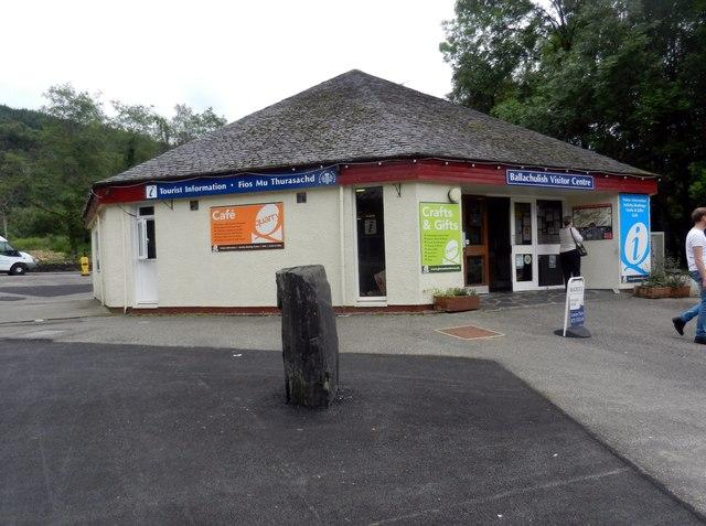 Ballachulish Tourist Information Centre