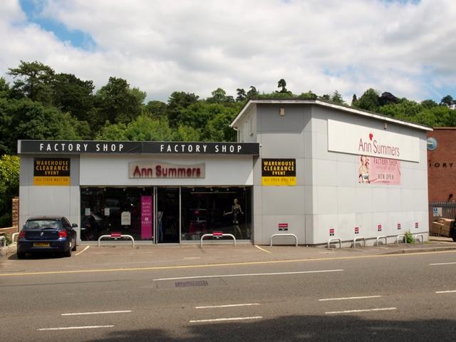 Anne Summers' Factory Shop