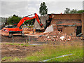 SD7807 : Radcliffe Civic Suite Demolition - July 2016  (2) by David Dixon