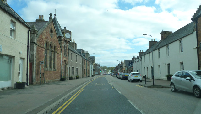 Main Street, Golspie