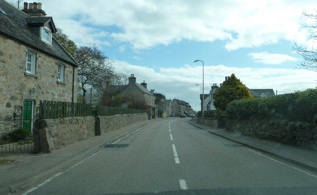 Rosslyn Street, Brora