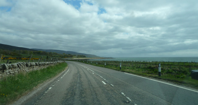 The A9 by Clynemilton