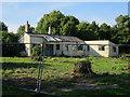 TL4151 : Fenced off bungalow, Button End by Hugh Venables