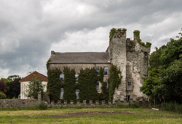 Castles Of Leinster Bolton Co Kildare Mike Searle