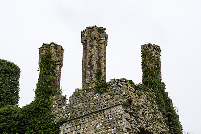 Castles Of Leinster Carbury Co Mike Searle Cc By