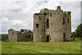 S7458 : Castles of Leinster: Ballyloughan, Co. Carlow (1) by Mike Searle