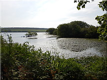 SW4329 : Drift Reservoir near Sancreed by James Emmans