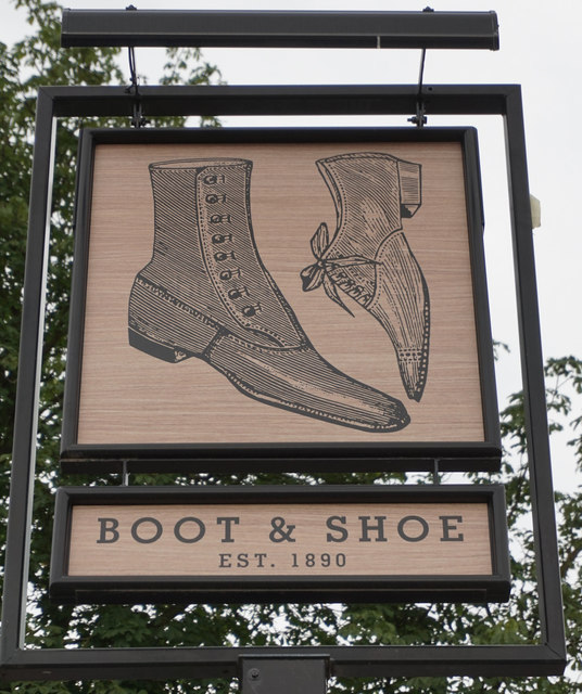 Boot Shoe Ackworth Gigs