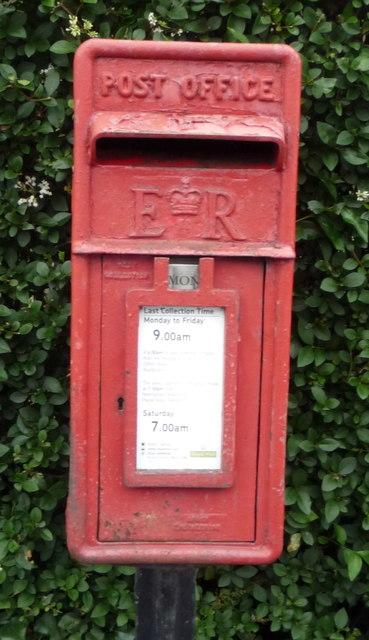 Image result for ruddington post box