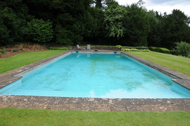 Swimming Pool Upton House Philip Halling Cc By Sa 2 0 Geograph Britain And Ireland