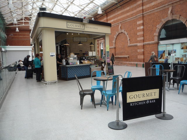 Gourmet Coffee Bar And Kitchen Nottingham