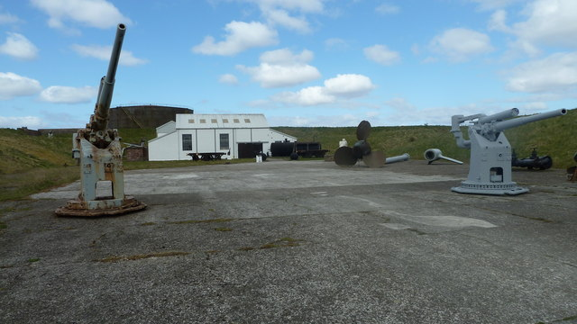 Scapa Flow museum, Lyness