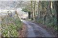SX4270 : Stony Lane by N Chadwick