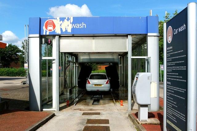 Car Wash St Rd  And Lockwood Ridge