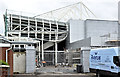 J3272 : New West Stand, Windsor Park, Belfast (July 2016) by Albert Bridge