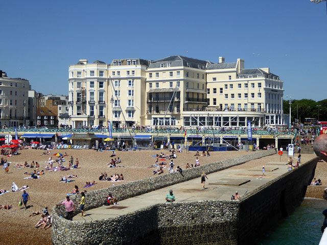 Royal Albion Hotel Brighton Postcode