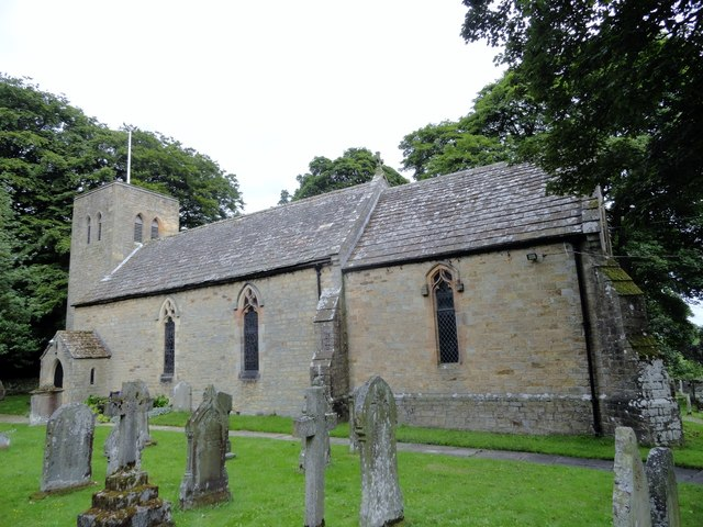 Church of St. Cuthbert, Satley