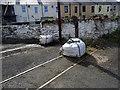 SC4594 : Improvised buffer stops at Ramsey by John Lucas