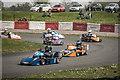 SK1742 : Darley Moor Race Track by Brian Deegan