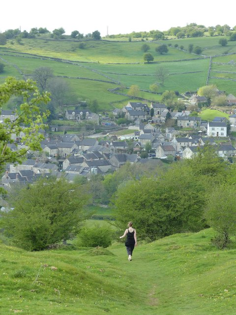 Descent to Brassington
