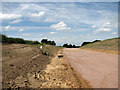 TG1415 : View north-west along the new Fakenham Road by Evelyn Simak