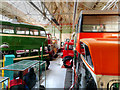 SD8400 : Inside Greater Manchester  Museum of Transport (1) by David Dixon