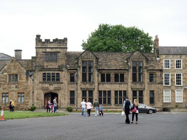 Pemberton Building, Palace Green, Durham