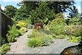 NX7560 : Patio Garden, Threave by Billy McCrorie