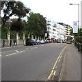 SZ0891 : Bourne Avenue, Bournemouth by Jaggery