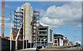 J3474 : CQ2, City Quays, Belfast - July 2016(4) by Albert Bridge