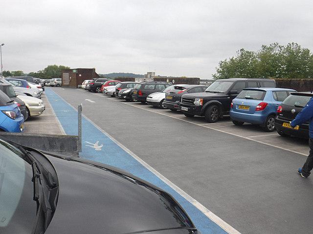 King Edward Court Car Park