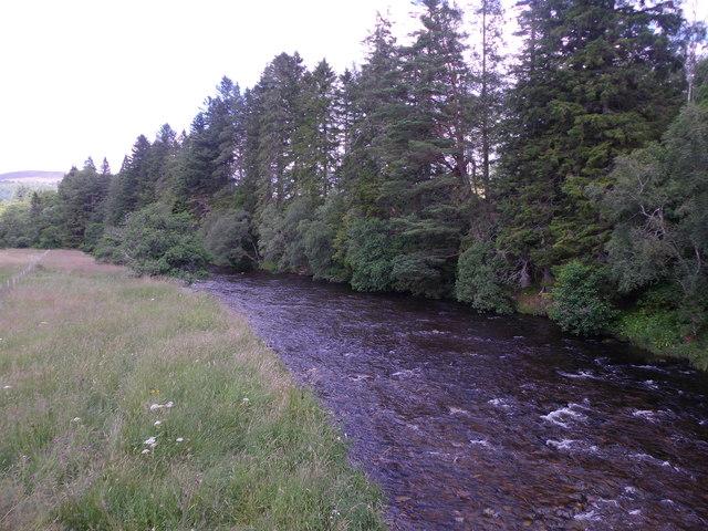 Upstream Shee Water