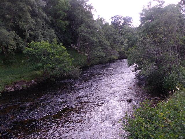 Downstream Shee Water