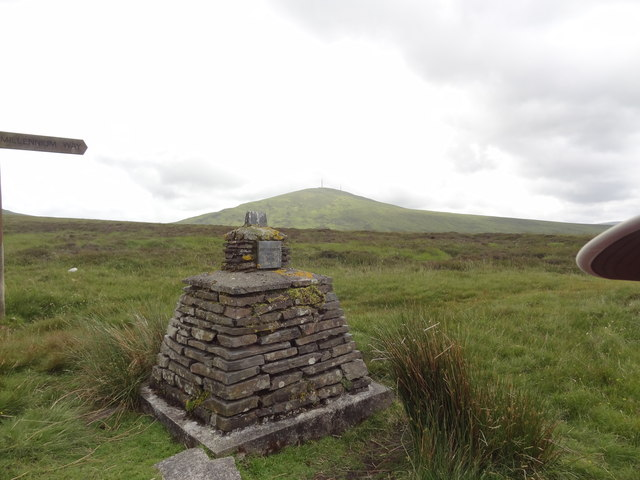 Monument on the Millennium Way