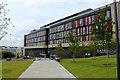 SE1532 : David Hockney Building, Bradford College by Chris Heaton