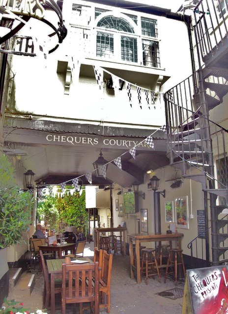 The Chequers Pub Walthamstow Function Room