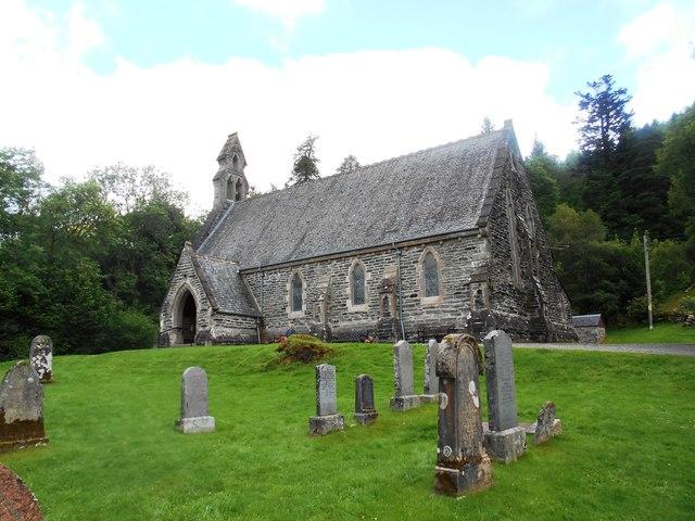 Balquhidder Church