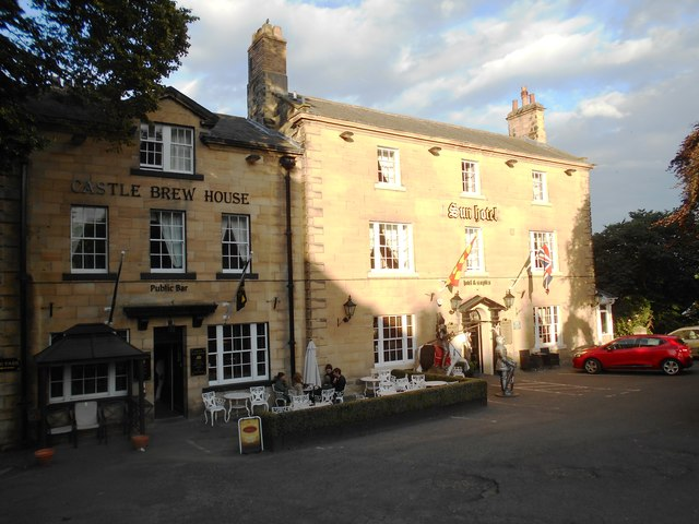The Sun Hotel, Warkworth