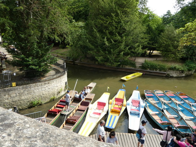 Punts for hire