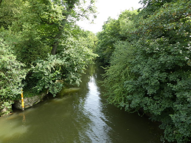 River Cherwell, Oxford