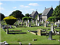 TL5972 : Soham Cemetery by Robin Webster