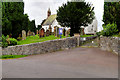 NX6579 : Balmaclellan Parish Church by David Dixon