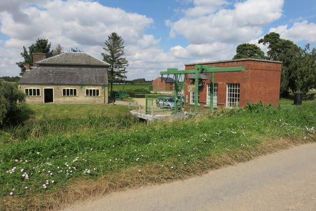 Pinchbeck Pumping Stations