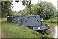 SP7647 : Narrowboat, Grand Union Canal by Oast House Archive