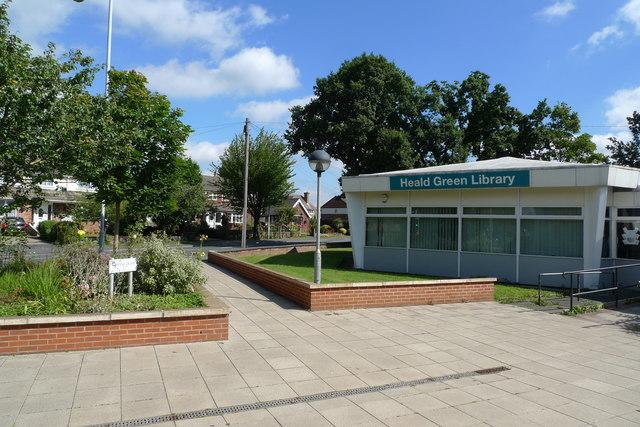 Heald Green Library