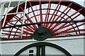 SC4385 : The Laxey Wheel, Lady Isabella by Alan Murray-Rust
